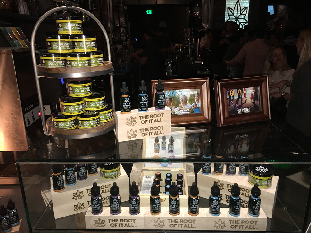 cannabis infused oils and ointments