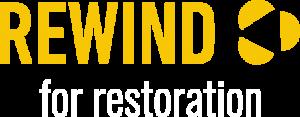 Rewind Logo TROIA